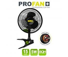 Klipsnový ventilátor PROFAN 5W, průměr 15cm
