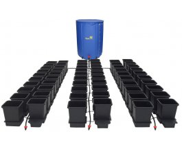 Autopot 1Pot Module se 60 květináči, včetně 400L nádrže Flexitank