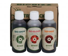 BioBizz Trypack Indoor, 3x250ml