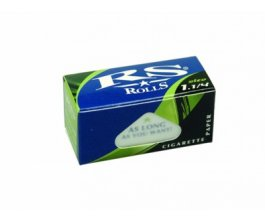 Rolovací papírky ROLLS ULTRA LIGHT GREEN střední, 3.5m v balení