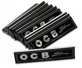 Papírky OCB PREMIUM SLIM King Size, 32ks v balení