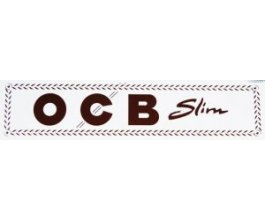 Papírky OCB White King Size, 32ks v balení
