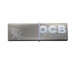 Papírky OCB X-PERT King Size s gumičkou, 32ks v balení