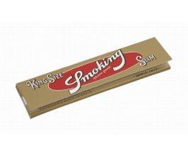 Papírky SMOKING GOLD King Size, 33ks v balení