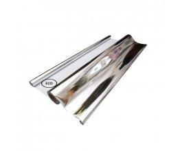 Stříbrná folie ECO, role 1,25x30m