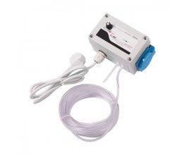 GSE Digitální regulátor tlaku 1A GSE, na jeden ventilátor