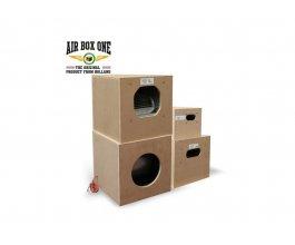 Ventilátor Torin MDF Box 500m3/h
