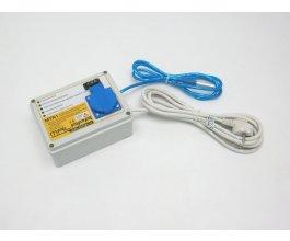 Automatický regulátor řízený teplotou