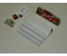 Smoking set 33ks papírků a filtrů