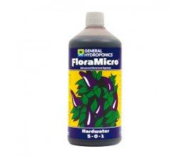 General Hydroponics FloraMicro pro tvrdou vodu, 1L
