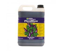 General Hydroponics FloraMicro pro tvrdou vodu, 5L