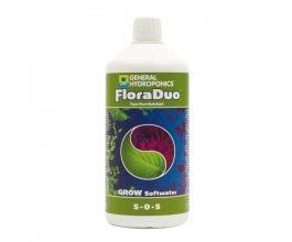 General Hydroponics FloraDuo Grow pro měkkou vodu, 1L