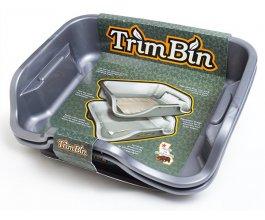 Trim Bin - komplet, šedá barva