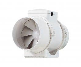 Ventilátor TT 125, 220/280m3/h