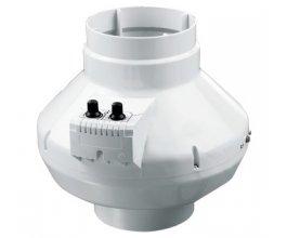 Ventilátor s termostatem VK 100 U, 250m3/h