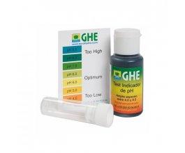 General Hydroponics pH Test KIT 30ml