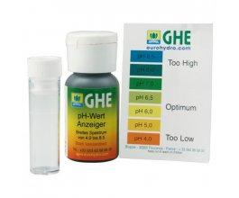General Hydroponics pH Test KIT 60ml