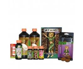 Atami Box, kompletní sada hnojiv a tablet