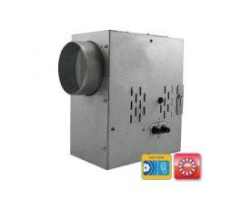 Ventilátor KSA 125 U, 400m3/h