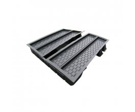 2Channel NFT Multi Duct Nutriculture MD603, 199x212,5x38cm