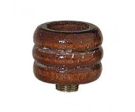 Kotlík k bongu dřevěný střední, se závitem