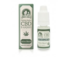 Sensi Seeds CBD E-liquid 200mg, 10ml