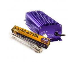 Elektronický předřadník Lumatek ULTIMATE PRO 600W, 400V se čtyřpolohovou regulací