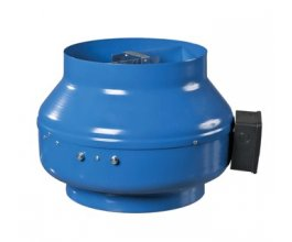 Ventilátor VKM/VKMZ 125, 330m3/h
