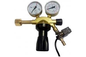 Dimlux CO2 tlakový ventil pro napojení tlakové lahve