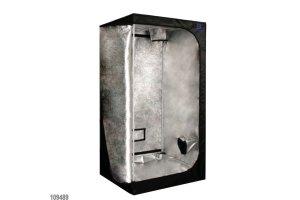 Diamond Box Silver SL100, 100x100x200cm