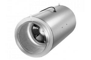 Odhlučněný ventilátor Iso-Max 150mm/410m3/h, 3 rychlosti