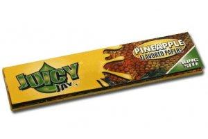 Papírky JUICY JAY´S KS Ananas 32ks v balení