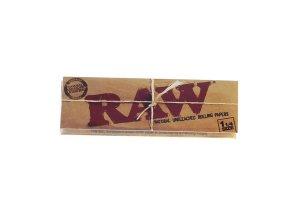 Papírky RAW 1 1/4 32ks v balení