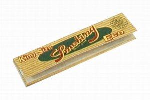 Papírky SMOKING ECO King Size, 33ks v balení
