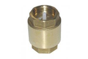 Zpětný ventil mosazný k A-POMP, průměr 20mm, 16atm.