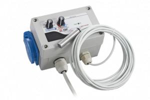GSE Digitální regulátor zvlhčování/odvlhčování 8A (Hygrostat)