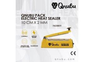 Qnubu Heat Sealer -  elektrický zažehlovací stroj - SKLADEM 9/2020