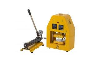 Qnubu Rosin Press PRO - hydraulický lis, 20 tun