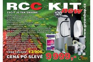 RCC KIT - kompletní pěstební stan na 1,2m2