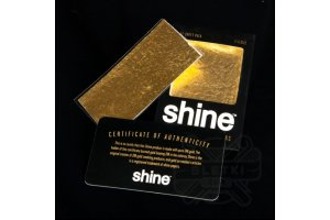 Shine 24K Original 12, Sheet Pack - 12x zlatý papírek Normal size
