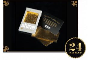 Shine 24K Two Sheet Pack - 2x zlatý papírek+ 1 filtr Rolls 69