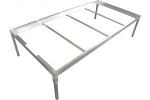 Pevný ocelový stůl pro EBB&FLOW napouštěcí vany 100x200cm