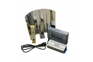 SunPro SILVER HPS 600W lighting set