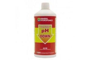 General Hydroponics pH down 0,5L