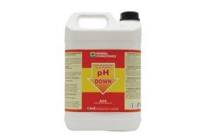 General Hydroponics pH down 5L