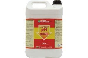 General Hydroponics pH down 10L