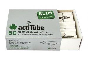 Filtry ActiTube SLIM - 50ks v balení