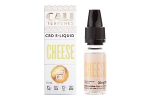 E-liquid Cheese CBD 100mg 10ml 0% Nicotine