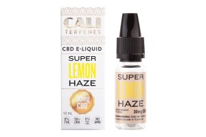 E-liquid Super Lemon Haze CBD 30mg 10ml 0% Nicotine