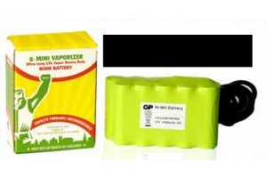 Nabíjecí baterie s adaptérem do zásuvky pro Vapir Oxygen Mini